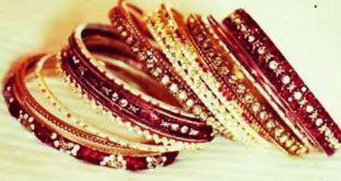 اساور هنديه ملونه , اجمل الاكسسورات الهندية