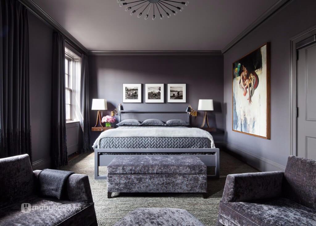 صورة الوان اوض نوم , احدث الدهانات لغرف النوم 1446 6
