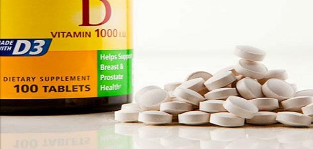 صورة افضل حبوب فيتامين د , اكثر الادوية فعاليه لتعويض نقص فيتامين د