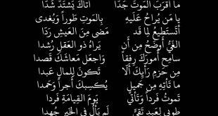 بالصور قصيده عن الموت , اكثر العبارات الحزين التي تتحدث عن الموت 1662 3 310x165