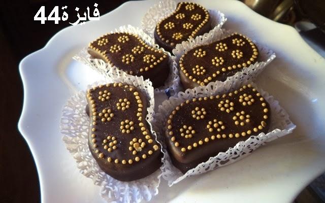 صورة حلويات فايزة 44 , الذ الحلويات الجزائرية