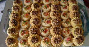 بالصور حلويات اعراس جزائرية , اشهر حلويات الافراح في دولة الجزائر 1749 13 310x165