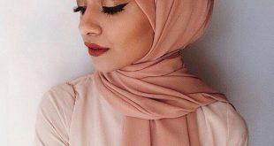 صور لفات الطرح للمحجبات , اجمل لفات الحجاب