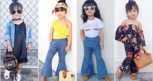 صورة ملابس اطفال بناتي صيفي , تشكيلة مميزة من ملابس الفتيات الصغار