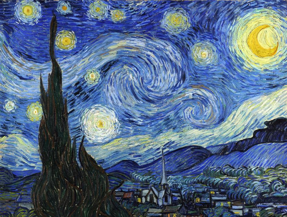 صور لوحات فنية عالمية مشهورة , اجمل اللوحات المرسومة