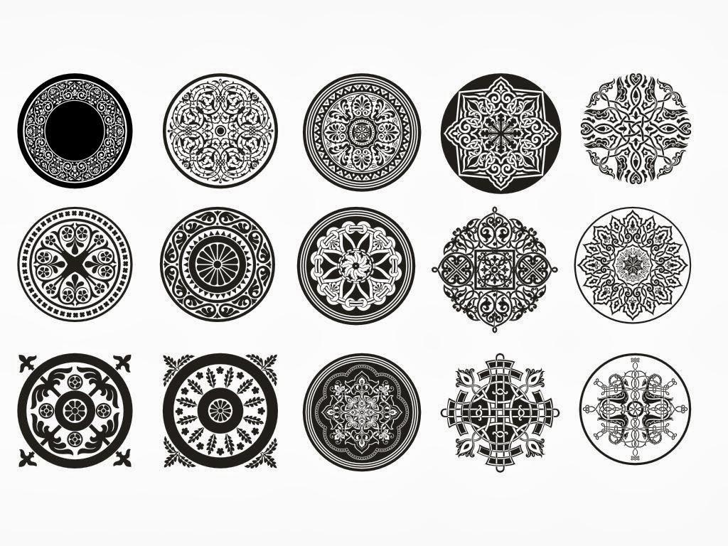 بالصور رسومات هندسية بسيطة , تشكيلة مختلفة من احدث الرسومات والاشكال الهندسية 1937 17