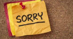 صور كلمة اعتذار للحبيب , طلب العفو من الحبيب