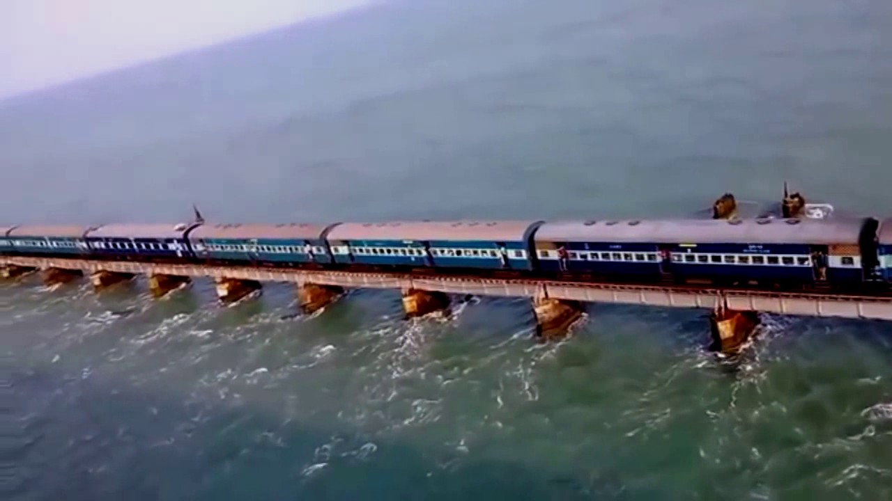 صور اين توجد اطول سكة حديد , السكة الحديد هى وسيلة نقل سريعة و اقتصادية