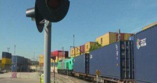 صورة اين توجد اطول سكة حديد , السكة الحديد هى وسيلة نقل سريعة و اقتصادية
