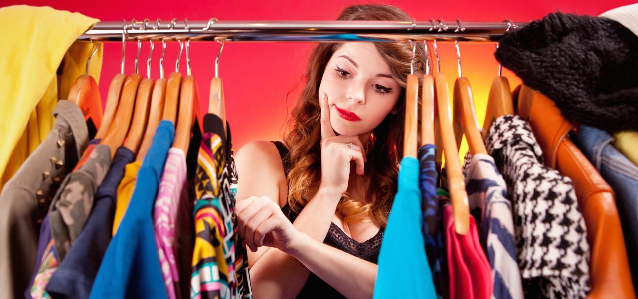 صور كيف انسق الوان الملابس , جسمك هو من يحدد الوانك