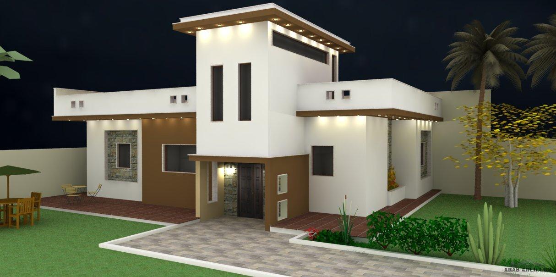 صورة واجهات منازل ليبية , اشكال كثيرة للمنازل الليبية