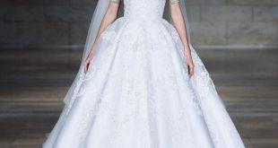 صورة احدث فساتين الاعراس , طرق مختلفة تساعدك على اختيار فستان الزفاف