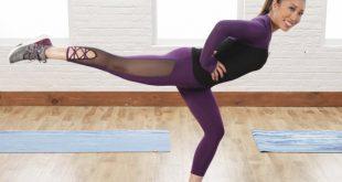 صور تمارين رياضية لتخفيف الوزن وشد البطن , بعض التمارين تريحك من الكرش