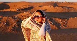 بالصور الملحفة الصحراوية بالصور , الملحفة هى زى المراة الصحراوية 5794 11 310x165