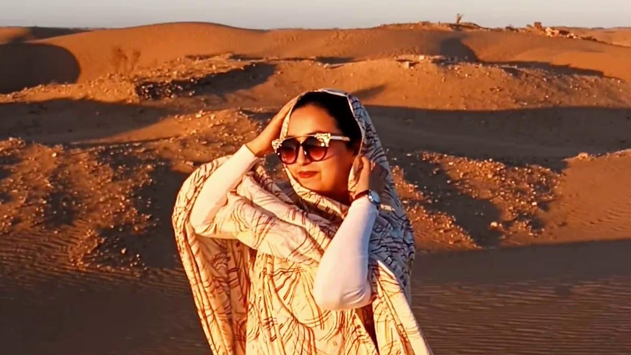 صورة الملحفة الصحراوية بالصور , الملحفة هى زى المراة الصحراوية