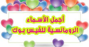 بالصور اسم فيس بوك جديد , اسماء مفتكسة للفيس بوك 5795 8 310x165