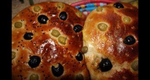 بالصور خبز الزيتون حورية المطبخ , افضل الوصفات من مطبخ حورية 5955 3 310x165