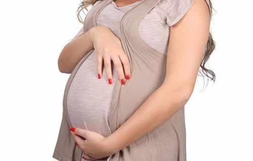 صورة الام البطن للحامل , اعراض الام الحمل في الشهور الاولي