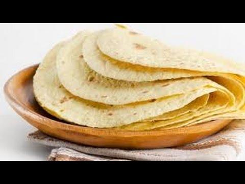 صورة طريقة عمل خبز التاكو , طريقة سهلة وسريعة لعمل خبز التاكو اللذيذ
