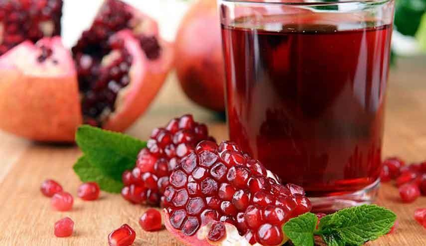 صور طريقة عمل عصير الرمان للتخسيس , اسهل طريقة لعمل عصير رمان للتخسيس