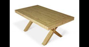 بالصور كيف تصنع طاولة من الخشب , اسهل طريقة لصنع طاولة من الخشب 975 12 310x165