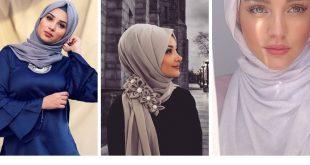 صور لفات حجاب تركيه , احدث صور للفات الحجاب التركية
