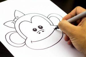 صورة رسومات جميلة وبسيطة للرسم , رسومات سهلة جدا unnamed file 13 300x200