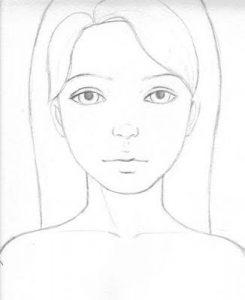 صورة رسومات جميلة وبسيطة للرسم , رسومات سهلة جدا