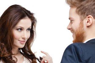 صور لماذا ينظر الرجل الى عيون المراة , تعرفي على اسرار الرجال في النظر للمراة