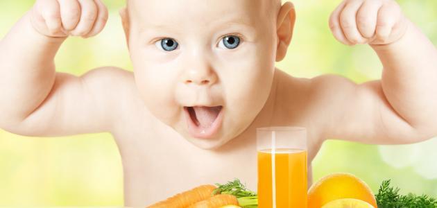 صور تقوية المناعة عند الاطفال , اهم الاطعمة لتقوية مناعة طفلك