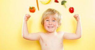 صورة تقوية المناعة عند الاطفال , اهم الاطعمة لتقوية مناعة طفلك