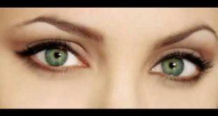 صور بنات عيون خضر , اجمل فتيات بعيون جميلة