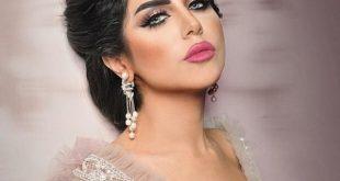 صور مكياج حليمه بولند , اجمل طلة للاعلامية الكويتية بالميك اب