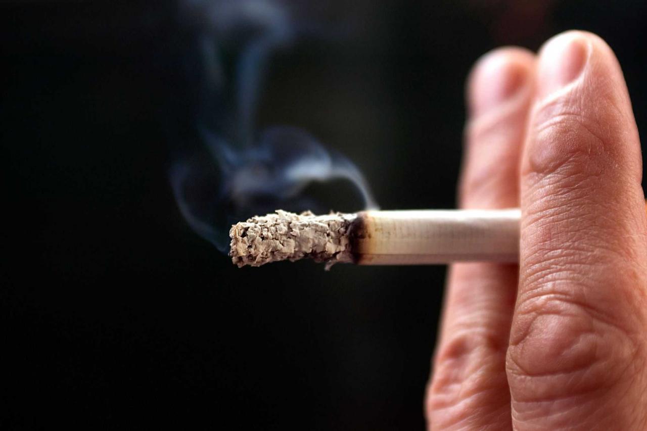صورة انا حلمت اني ادخن , تفسير حلم التدخين