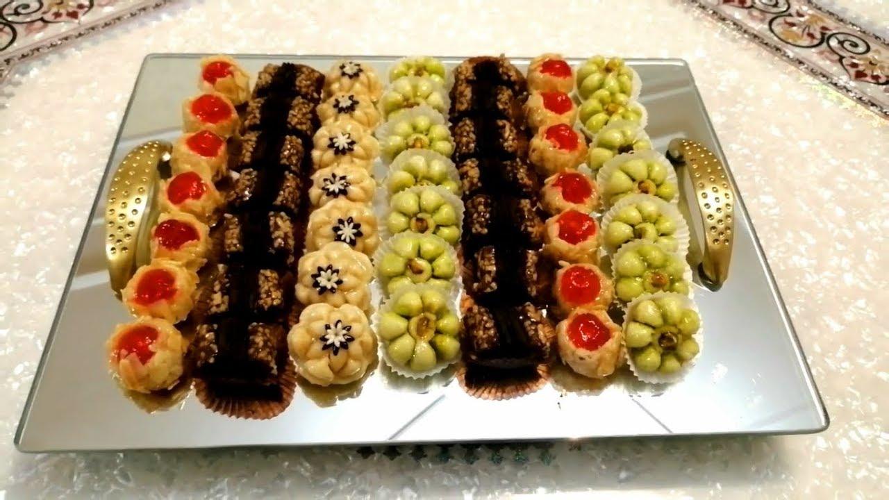 صورة حلويات عيد الفطر 2019 , اجمل الحلويات في عيد الفطر