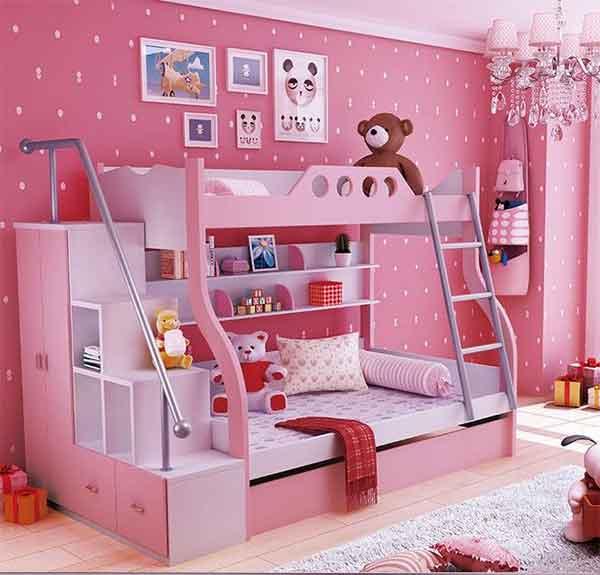 صورة غرف نوم اطفال دمياط , اشيك غرف نوم من اجل الاطفال