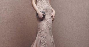 صور قصات فساتين سهرة , اجمل و اشيك الفساتين الموضه في العالم