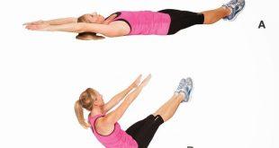 صور تقوية عضلات البطن , تعلم كيف تقويه عضلات البطن بكل سهوله