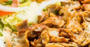 صور طريقة عمل شاورما الدجاج , اسرع طريقة تحضير شاورما الدجاج