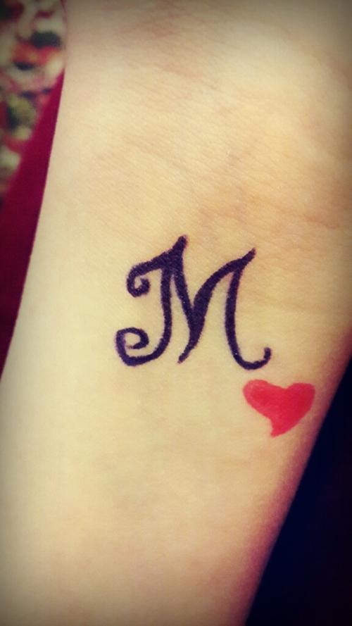 صور حرف m مع s , اجمل حروف العشاق حرف m مع s