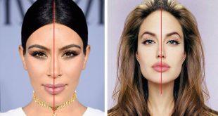 صور اختبار جمال الوجه , كيف تعرفي انك جميله بدون اختبار للوجه