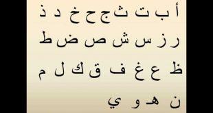 صور كم عدد الحروف العربية , كم عدد حروف الهجاء فى اللغه العربية