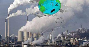 صور بحث حول التلوث , انواع التلوث البيئى