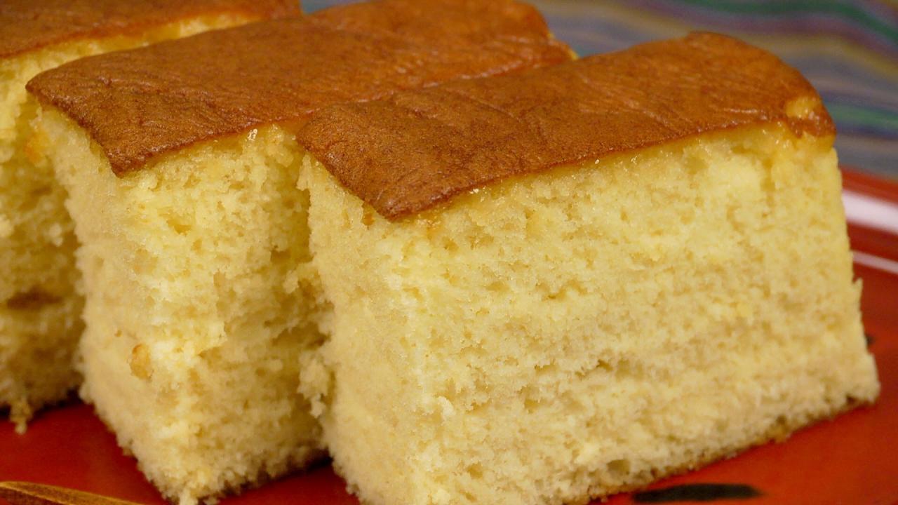صورة طريقة الكيكة الاسفنجية بالصور , اسهل طريقه لعمل كيك الاسفنجية