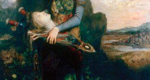 صور لوحات عالمية حزينة , لوحات تعبر عن الحزن