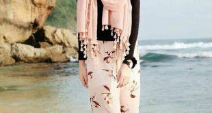 صور لبس بحر للمحجبات , ملابس البحر الملائمة للمحجبات
