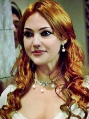 صورة صور السلطانة هويام , السلطانة هويام فى حريم السلطان