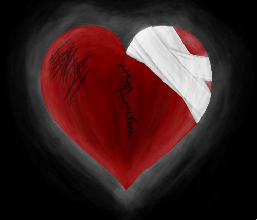 صور صور قلب تعبان , عبارات عن القلب الموجوع