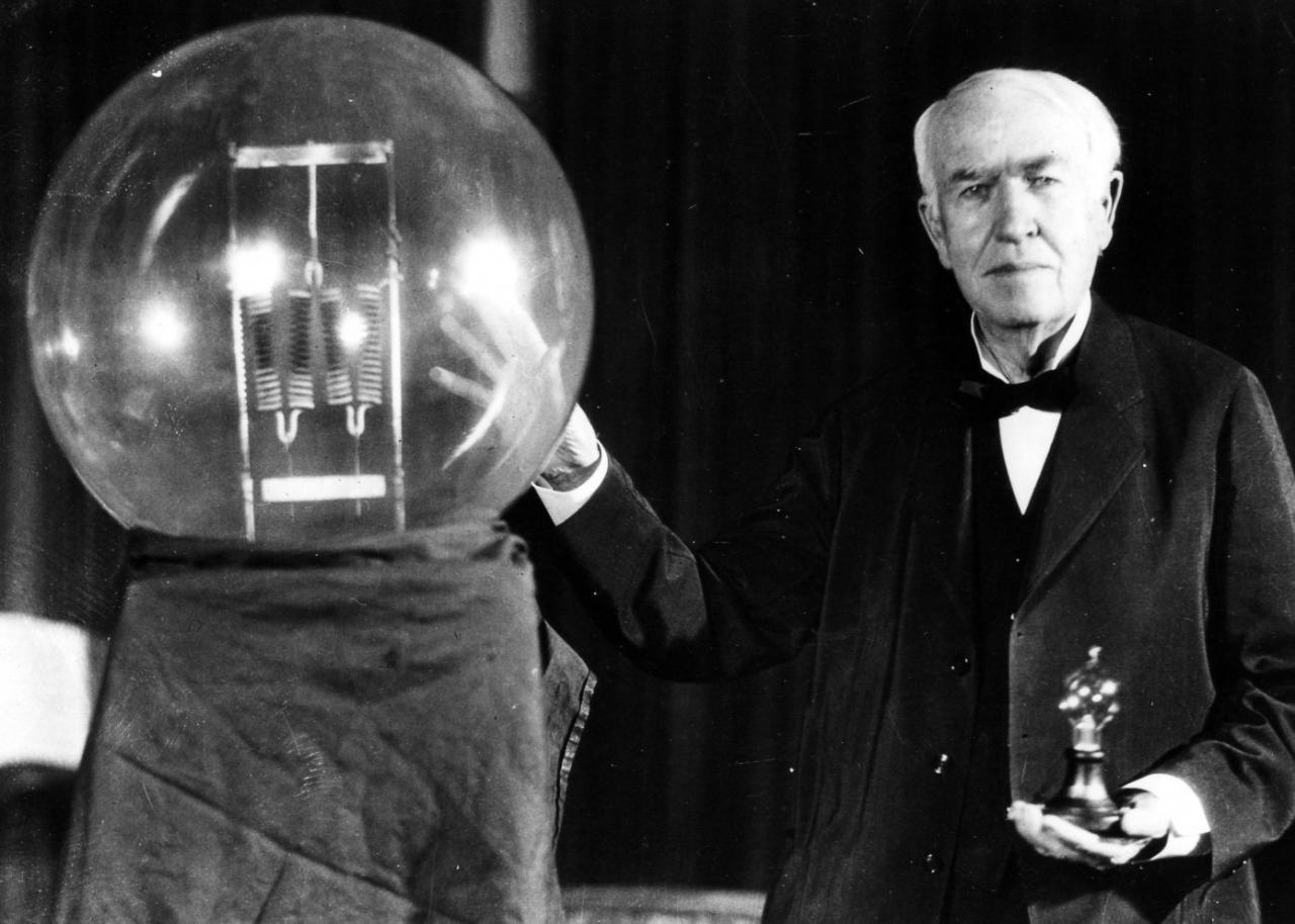 صورة صورة توماس اديسون , من هو توماس اديسون