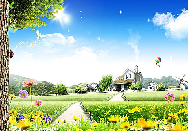 صورة خاتمة عن فصل الربيع , موضوع عن فصل الربيع